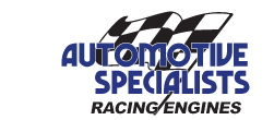 Automotive Specialists Racing Engines